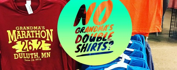 Yah, Sure: 7th Annual Grandma's DOUBLE
